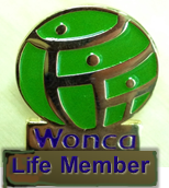 WONCA Life Direct Member Pin